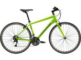 CANNONDALE QUICK 6 HYBRID BIKE 2019