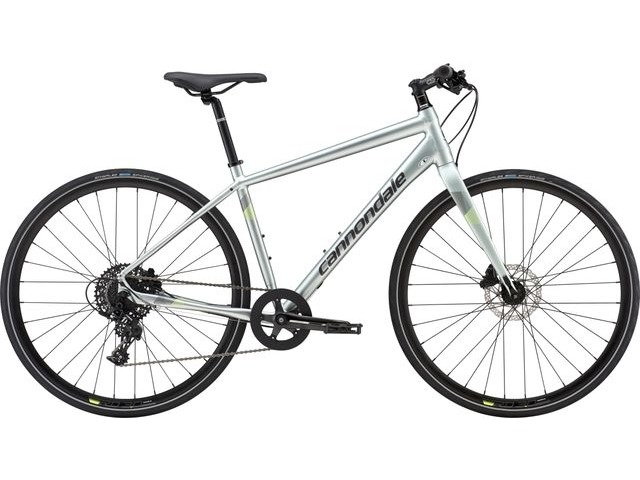 CANNONDALE QUICK DISC 2 HYBRID 2019 click to zoom image