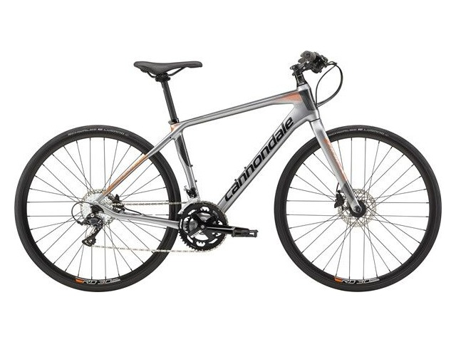 CANNONDALE QUICK CARBON 2 2019 click to zoom image