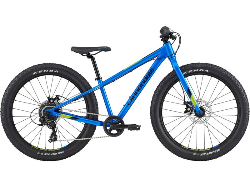 CANNONDALE CUJO 24+ MOUNTAIN BIKE click to zoom image