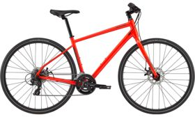 CANNONDALE QUICK 5 HYBRID BIKE