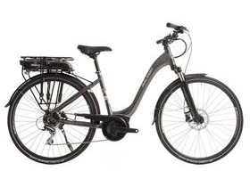RALEIGH MOTUS LOW STEP ELECTRIC BIKE