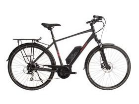 RALEIGH MOTUS CROSSBAR ELECTRIC BIKE