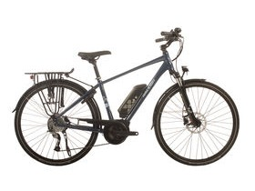 RALEIGH MOTUS TOUR CROSSBAR ELECTRIC BIKE