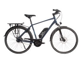 RALEIGH MOTUS TOUR CROSSBAR HUB GEAR ELECTRIC BIKE