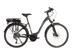 RALEIGH MOTUS TOUR LOW STEP ELECTRIC BIKE