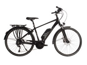 RALEIGH MOTUS GRAND TOUR CROSSBAR ELECTRIC BIKE