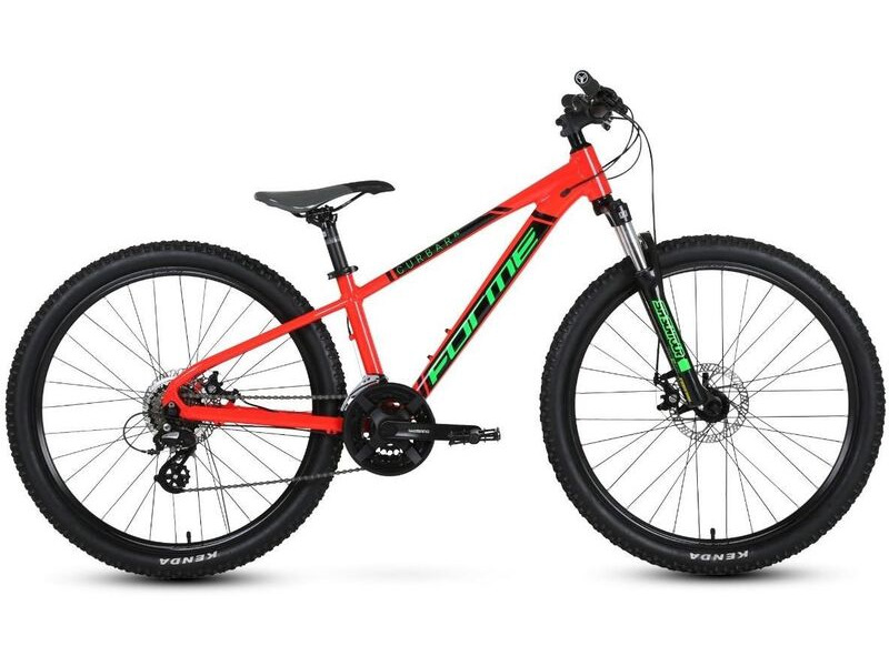 "FORME CUBAR 26"" WHEEL MOUNTAIN BIKE click to zoom image"