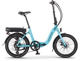 WISPER 806SE 375w ELECTRIC BIKE