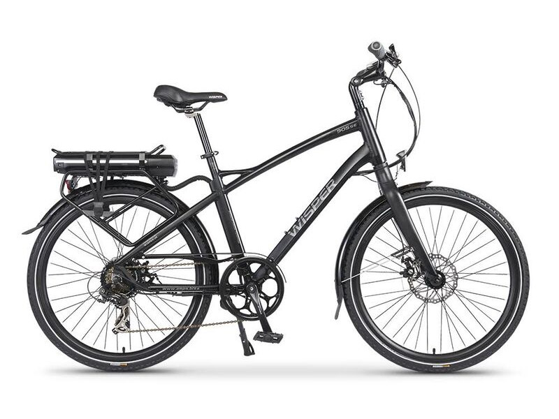 WISPER 905 SE 375w ELECTRIC BIKE click to zoom image