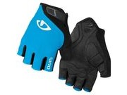 GIRO JAG CYCLING MITTS S Blue  click to zoom image