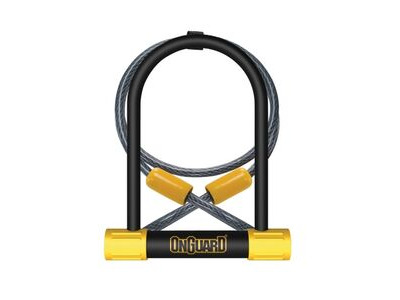 ONGUARD 8012 BULLDOG SHACKLE LOCK COMBO