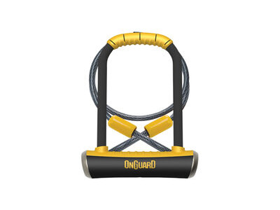 ONGUARD 8005 PITBULL SHACKLE LOCK COMBO