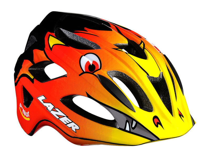 LAZER P'NUT CHILDS HELMET click to zoom image