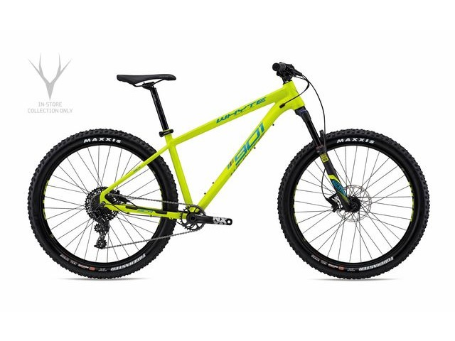 WHYTE 901 HARDTAIL 2018 click to zoom image