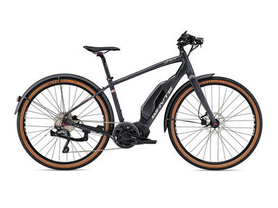 WHYTE HIGHGATE COMPACT ELECTRIC BIKE